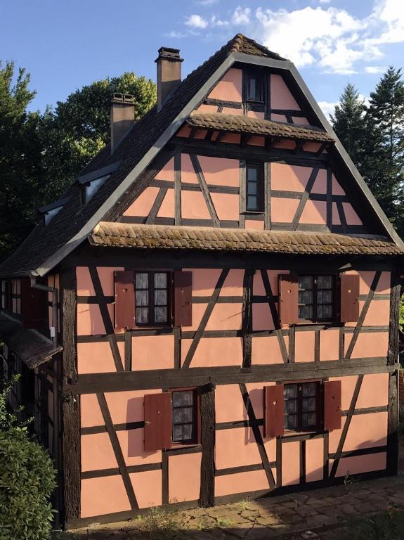 Vacation Home Maison Alsacienne Eschau France Booking Com