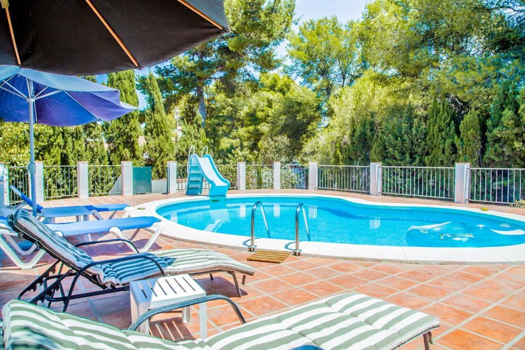 Vakantiehuis Finca Mi Hogar (Spanje Málaga) - Booking.com