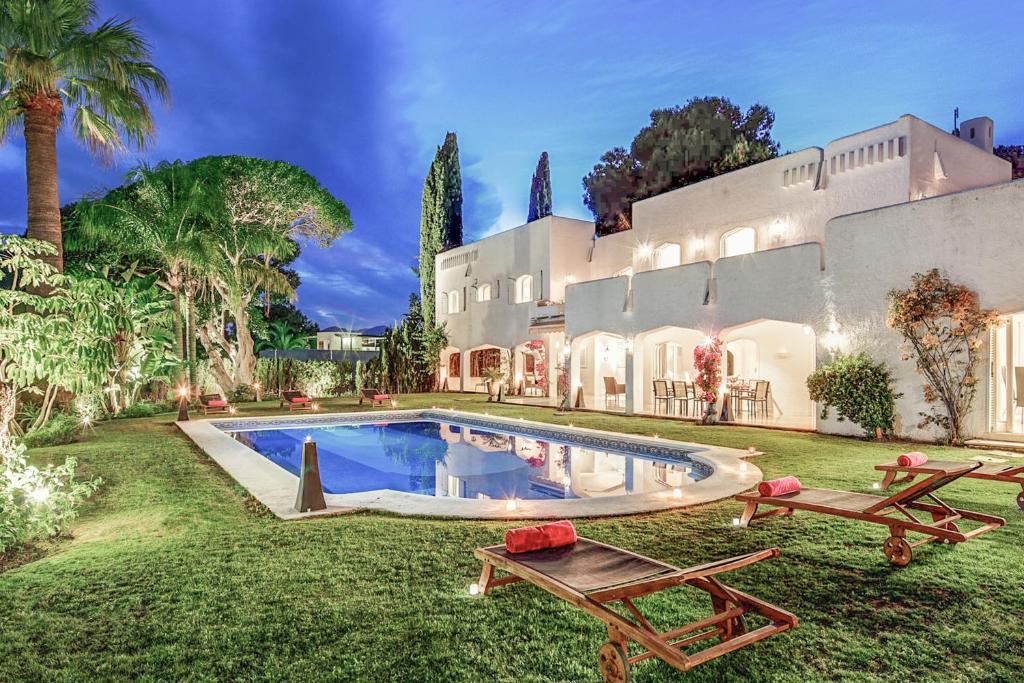 Villa Bara (Spanje Marbella) - Booking.com