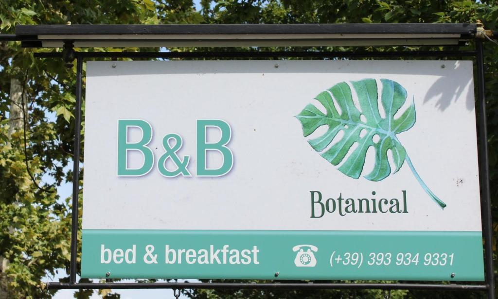 Botanical B&B