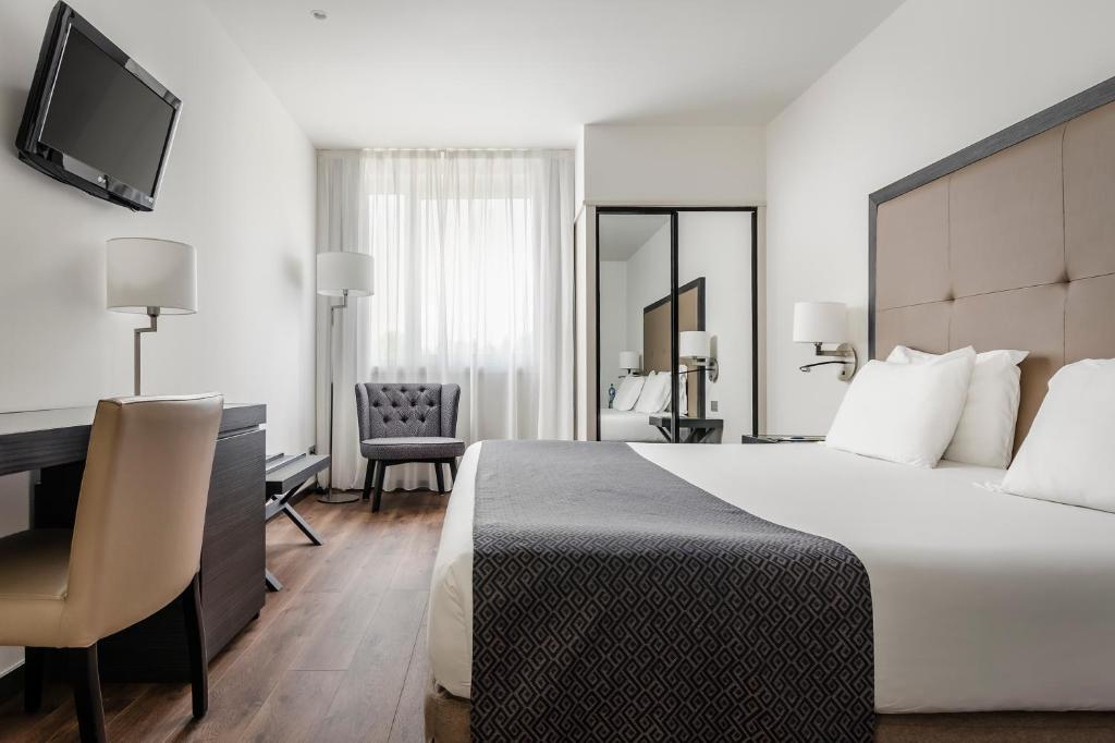 Hotel Parc del Valles (Espanha Cerdanyola del Valles ...