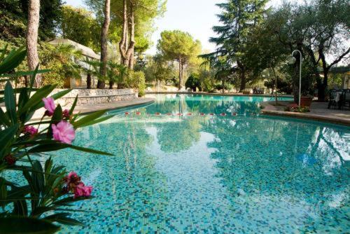 Piscina di Hotel Marco Polo o nelle vicinanze