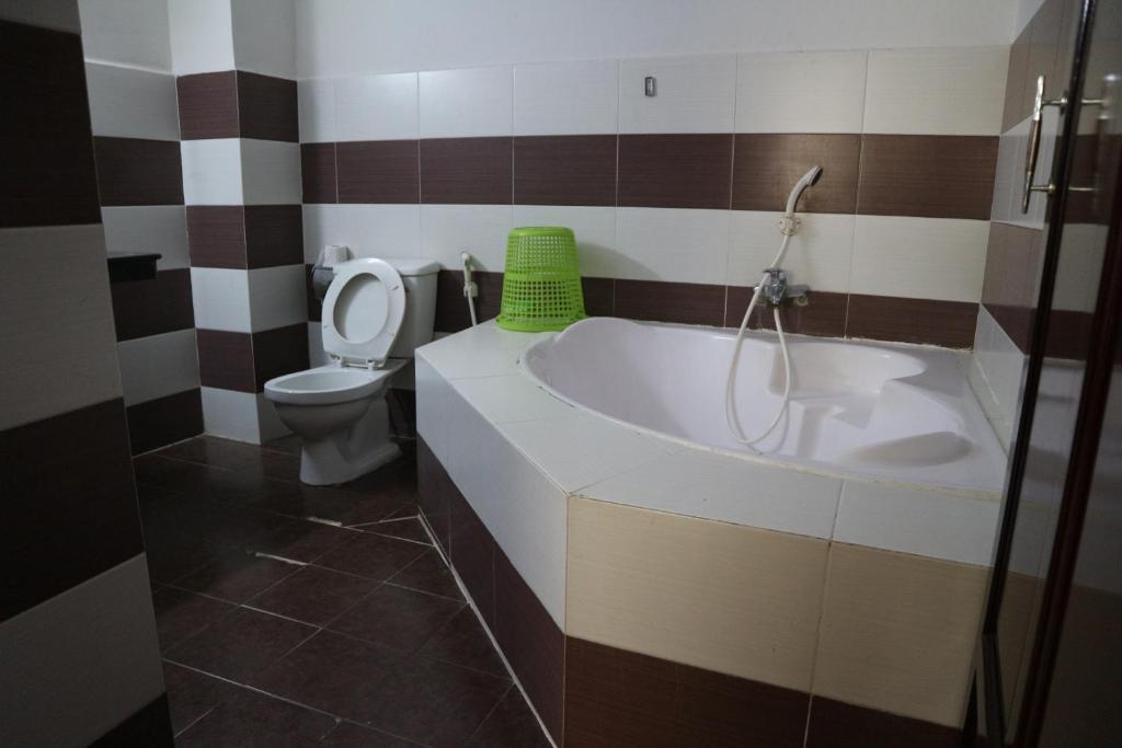 Phòng Gia đình có Bồn tắm