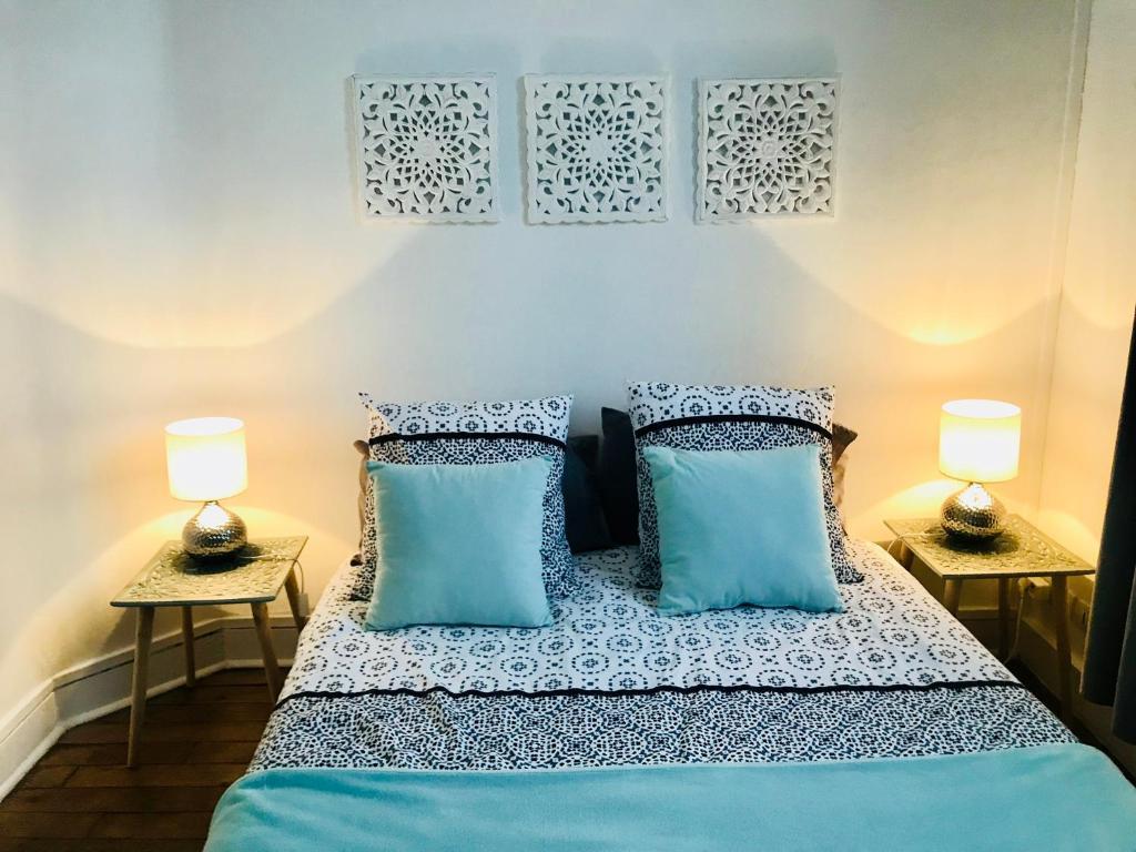 Bed & Breakfast Chambre d\'hotes dans maison conviviale à St ...