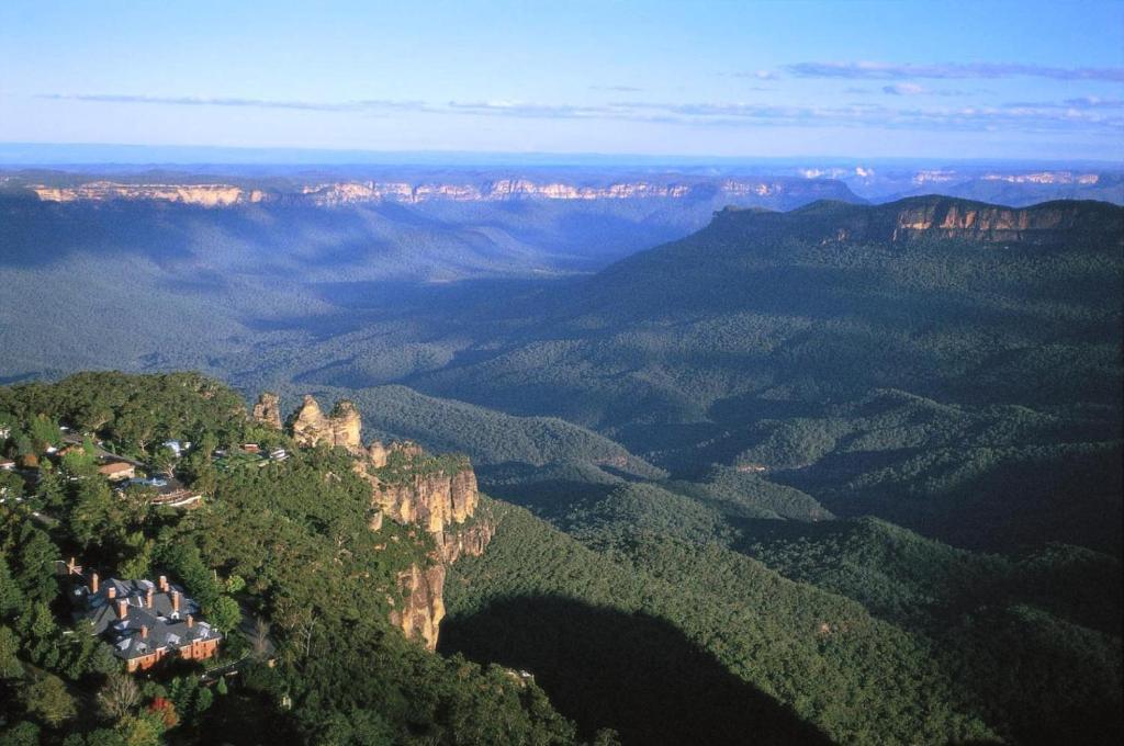 Hotel Lilianfels Blue Mtns Katoomba Australia Booking Com