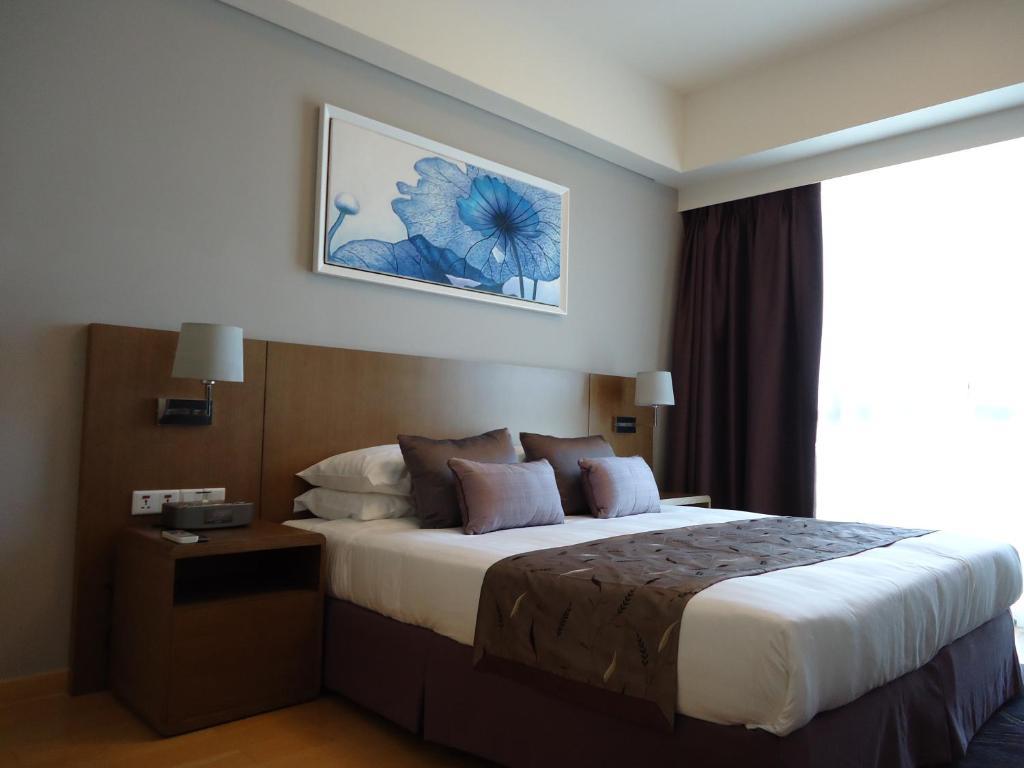 Căn hộ Executive 3 Phòng ngủ (6 Người lớn)