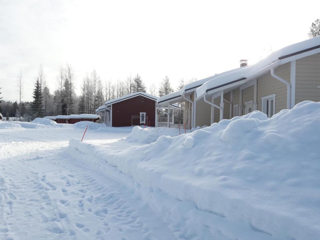 Ristijarven Pirtti Cottage Village Ristijarvi Paivitetyt Vuoden