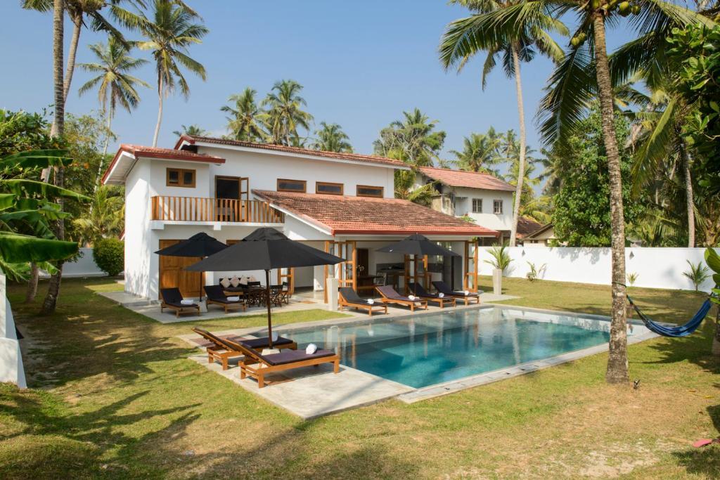 Stella Beach Villa Matara Sri Lanka