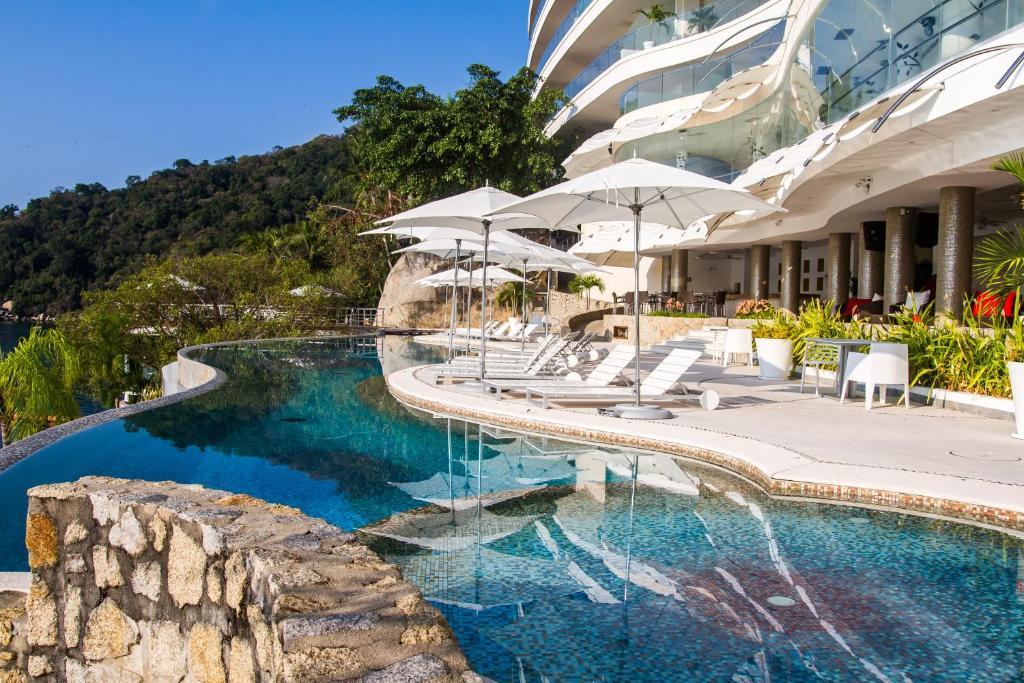 Aparthotel B Pichilingue Rooms & Beach Club (México Acapulco ...