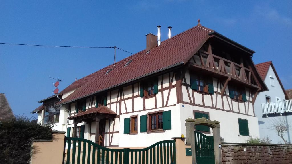 Apartments In Wilwisheim Alsace