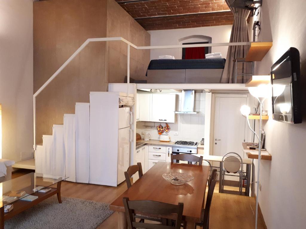 Cool Metropolitan Lifestyle Loft