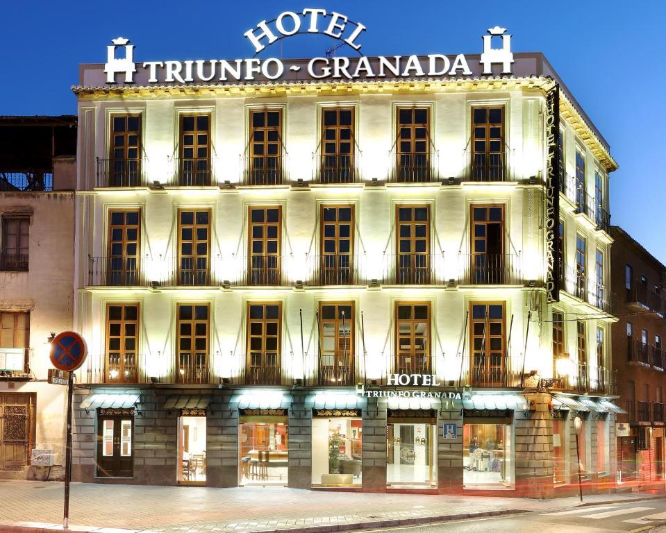 Hotel Exe Triunfo (España Granada) - Booking.com