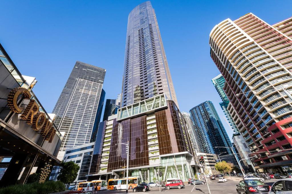 Apartment Melbourne CBD Southbank 2BR/ 2BTH WIFI & VIEW ...