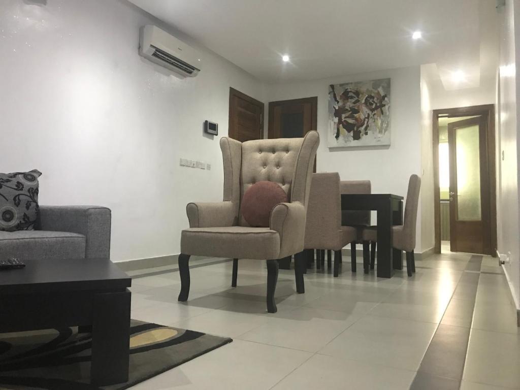هتل The Rice Apartments