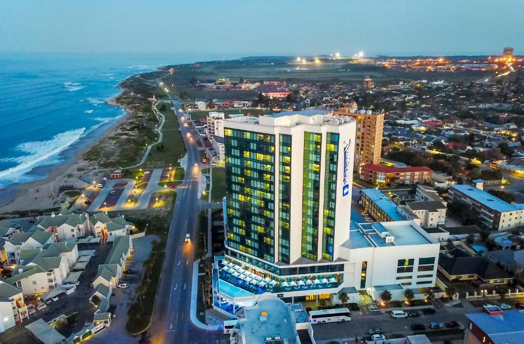 A bird's-eye view of Radisson Blu Hotel, Port Elizabeth