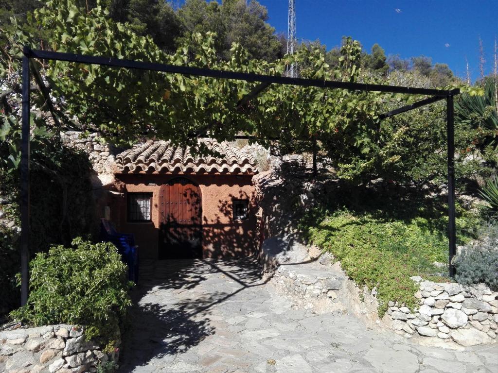 Casa de campo Cueva El Parral (España Pegalajar) - Booking.com