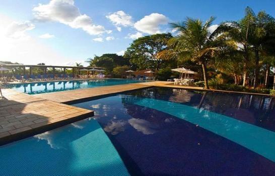 The swimming pool at or near Santa Clara Eco Resort