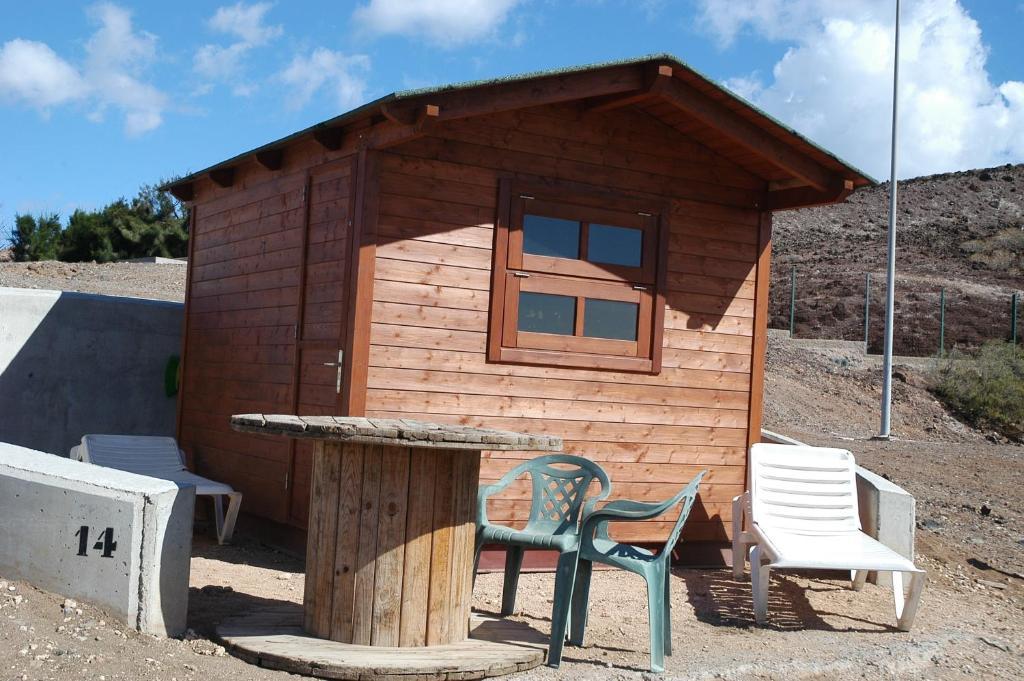 Camping Playa de Vargas, Agüimes (con fotos y opiniones ...