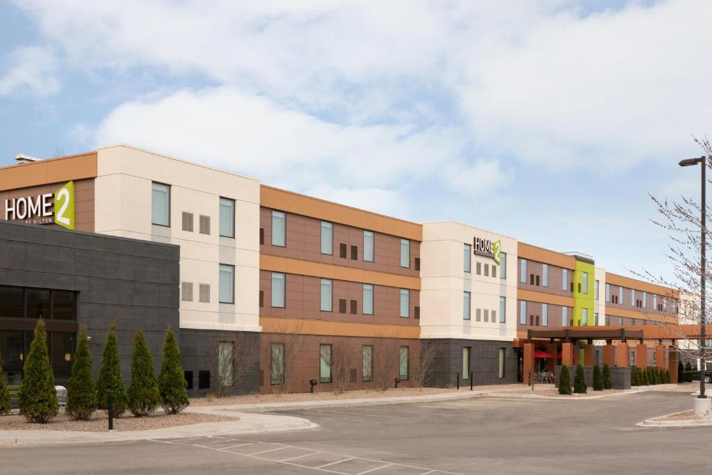 Home2Suites by Hilton Milwaukee Airport.