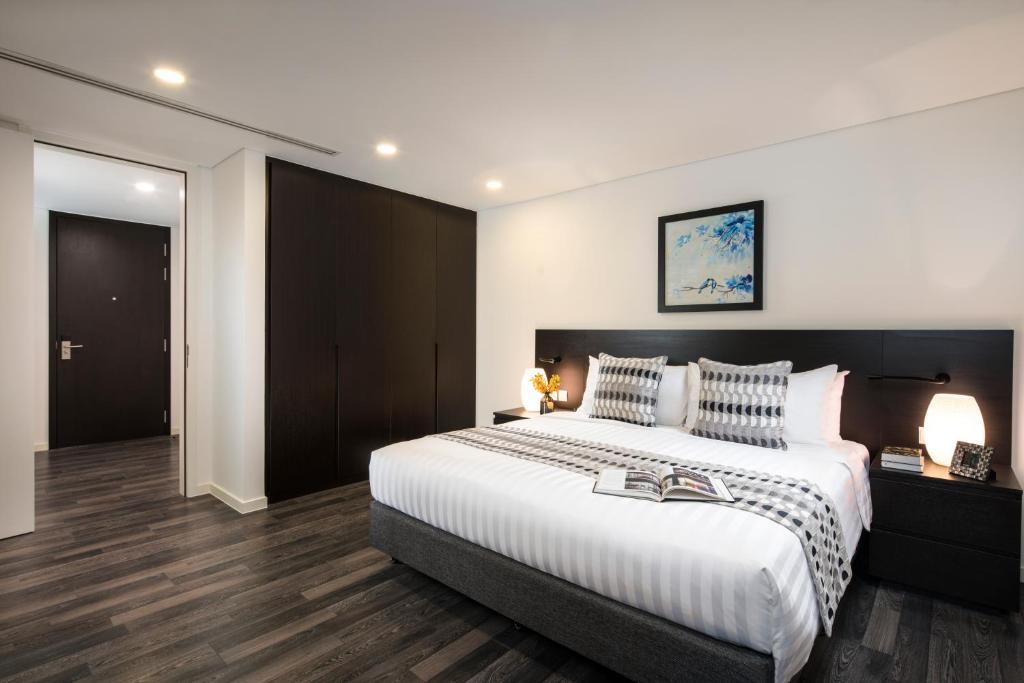 Căn hộ Executive 4 Phòng ngủ