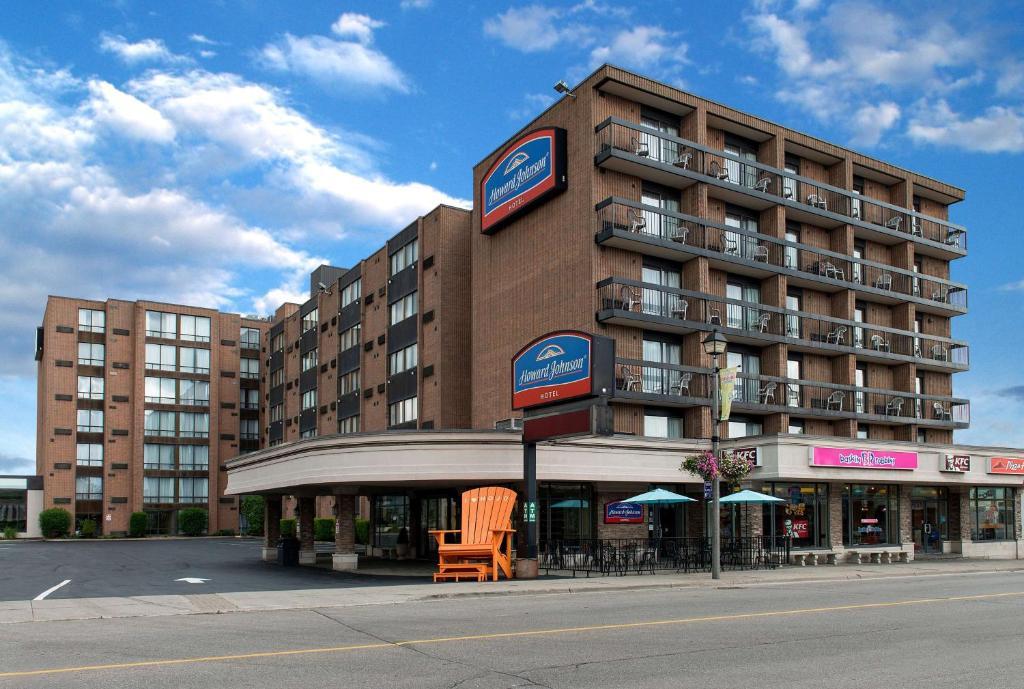 Hotel Hojo Niagara Falls Canada Booking Com