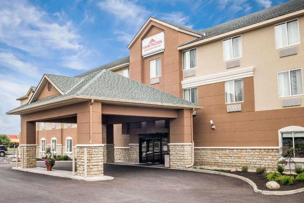Hotel Columbus West Oh Booking Com