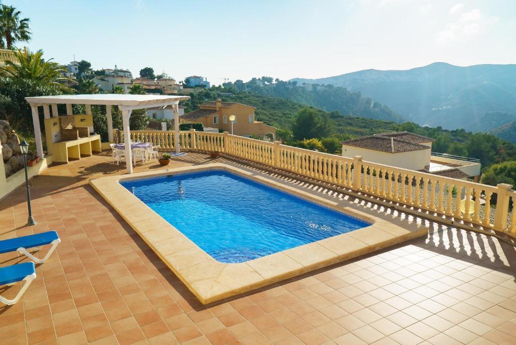 Villa Granadella (Spanje Jávea) - Booking.com