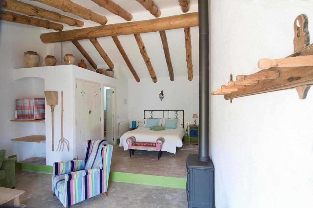 Casa de campo Mas Ardevol (España Porrera) - Booking.com