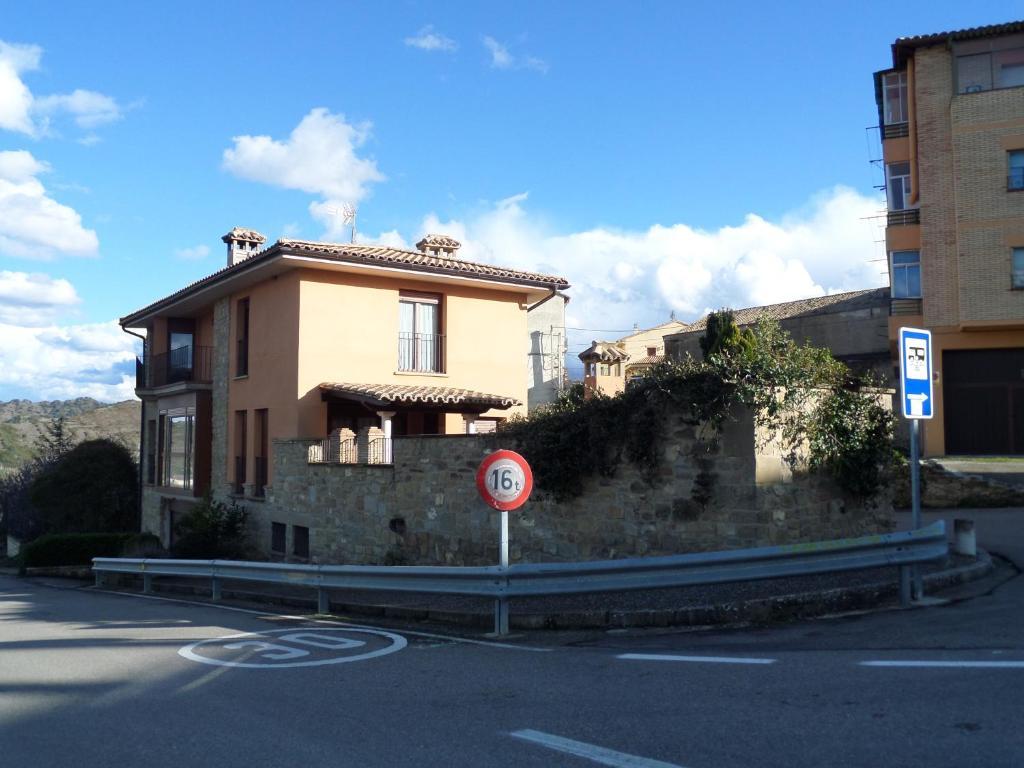 Casa rural El Navarrico (España Sos del Rey Católico ...