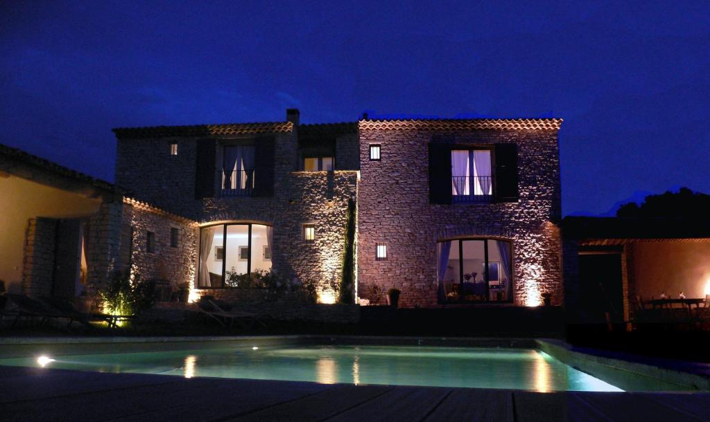 Les Terrasses Gordes France
