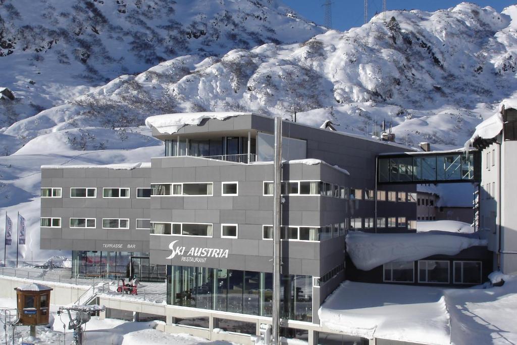 Ski Austria Academy St. Christoph a.A.