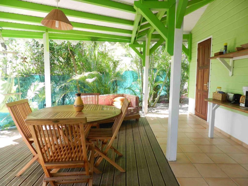 Vacation Home Le Jardin de l\'Océan, Le Diamant, Martinique ...