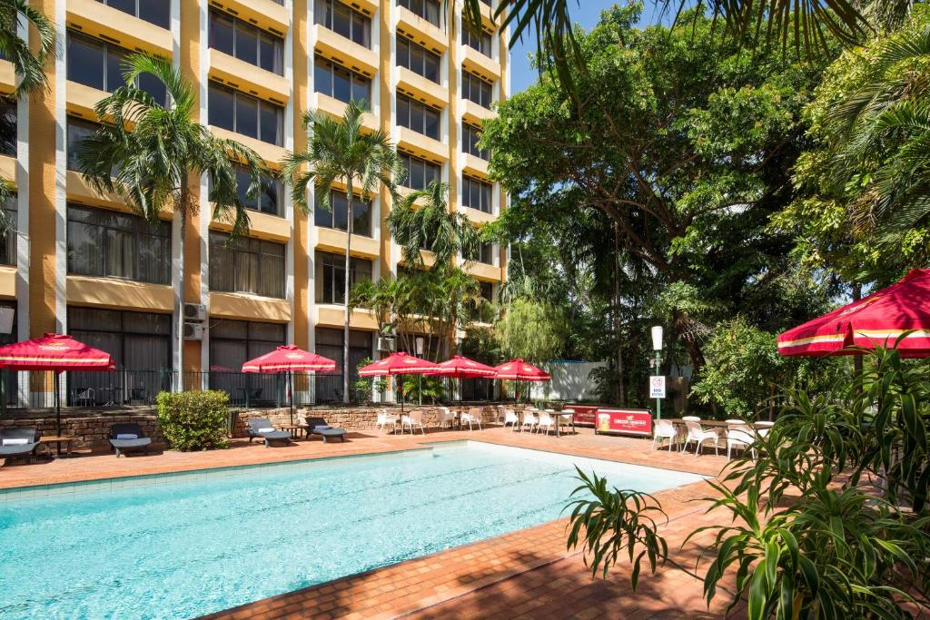 Hotel Quality Frontier Darwin, Australia - Booking.com