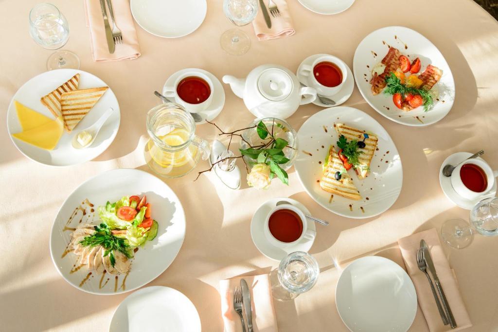 Ресторан / где поесть в Гостевой дом Bellagio
