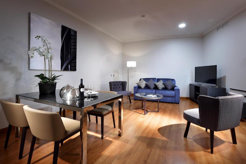 Hotel Eurostars Madrid Foro (Spanje Tres Cantos) - Booking.com