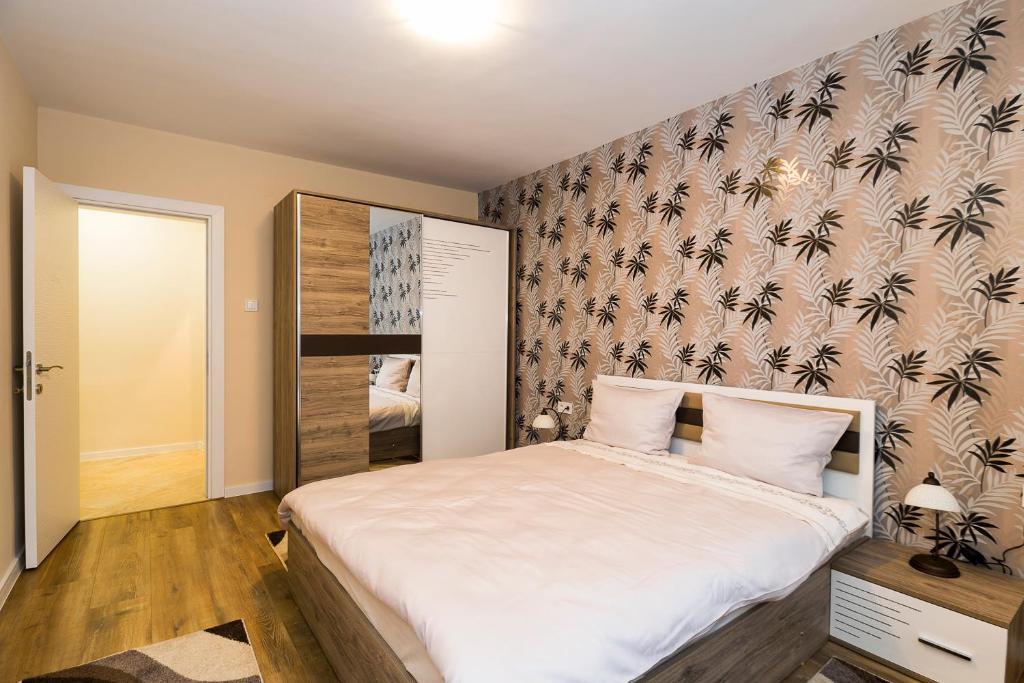Luxury new one bedroom apartment