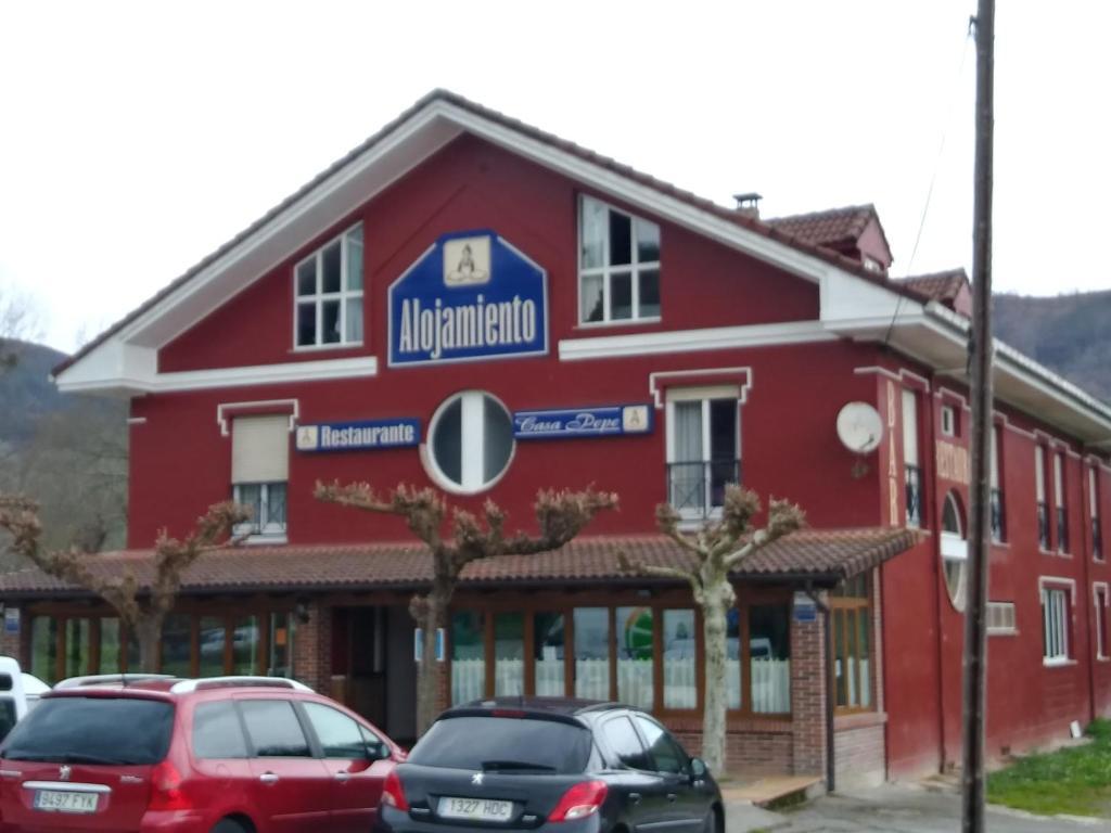 Pension Casa Pepe (España Soto de Cangas) - Booking.com