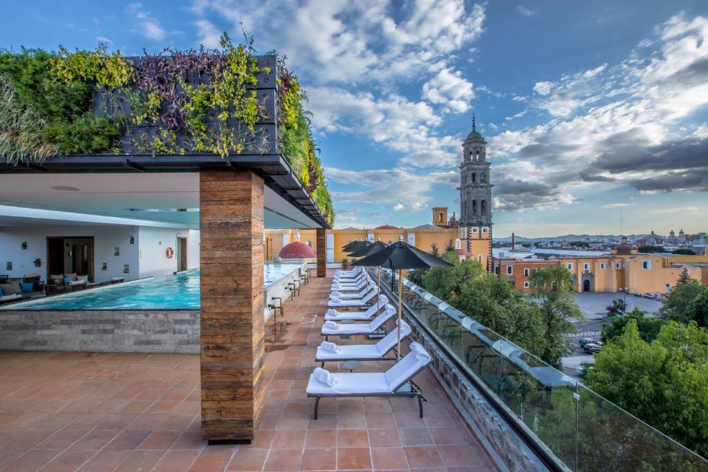 Azul Talavera Hotel Puebla Mexico Booking Com