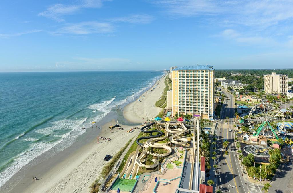 Myrtle Beach Resorts >> Westgate Myrtle Beach Oceanfront Resort Myrtle Beach