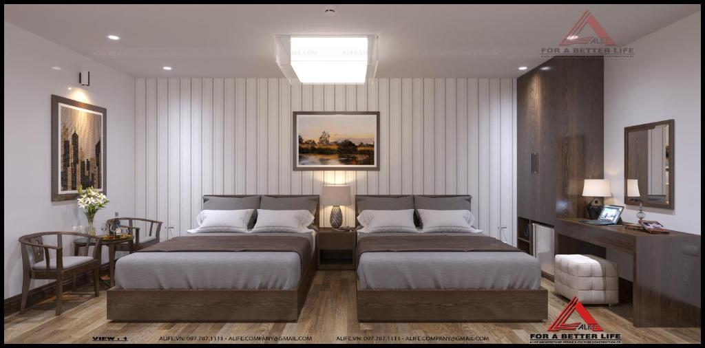 Phòng Superior Deluxe Đôi hoặc 2 Giường đơn