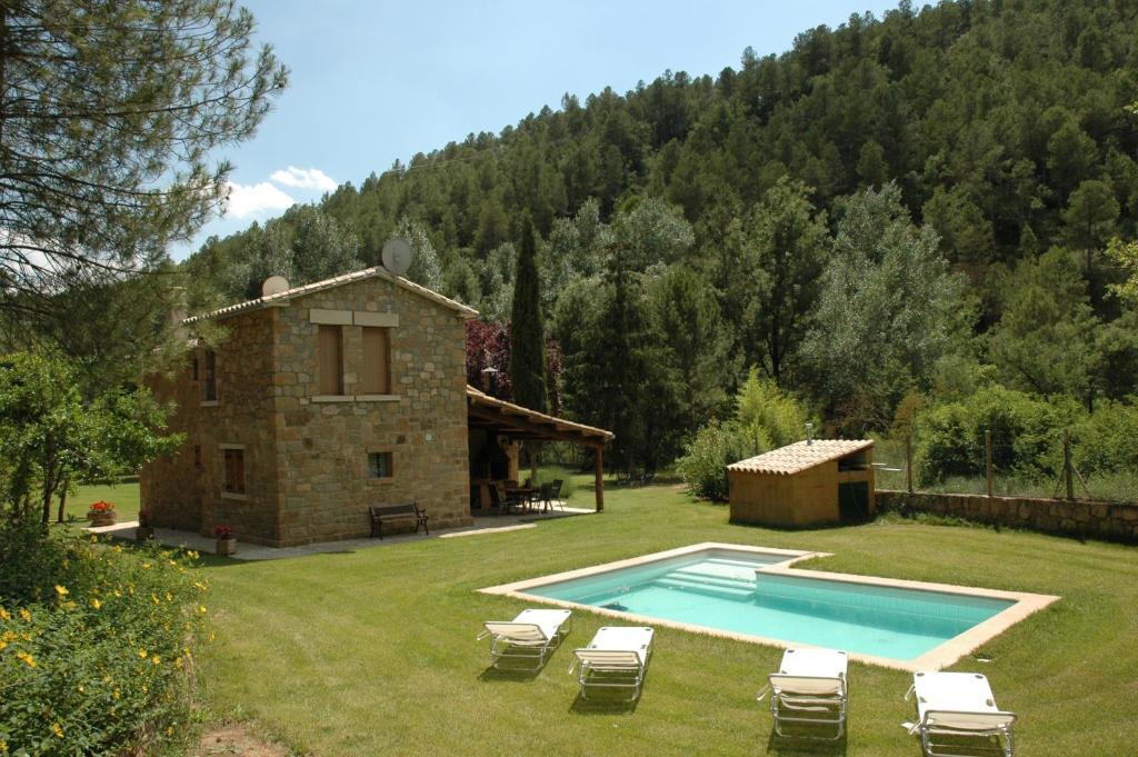 Preciosa casa rural (4707), La Baronia de Rialb – Precios ...