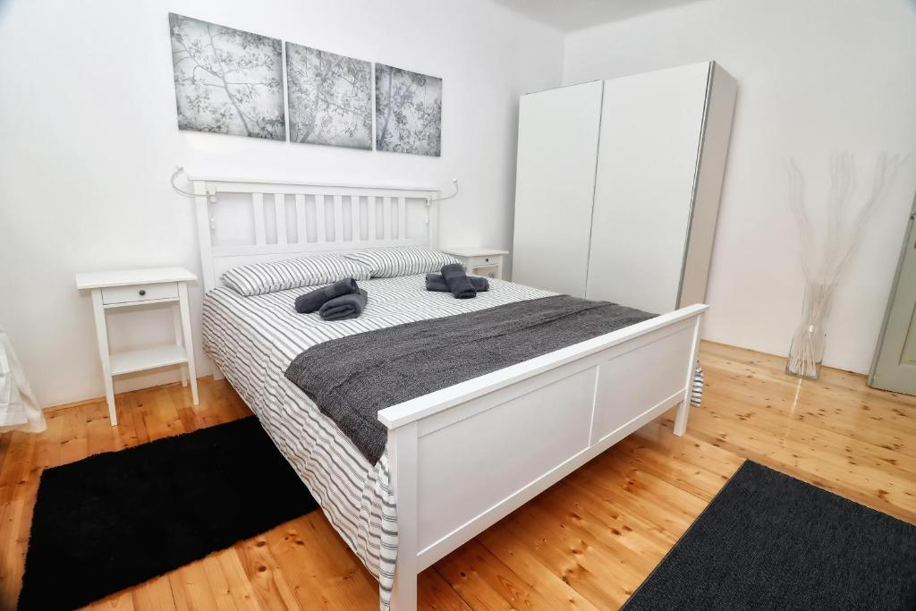 Cama o camas de una habitación en La Vela
