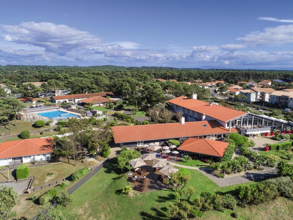 A bird's-eye view of Belambra Clubs Capbreton - Les Vignes