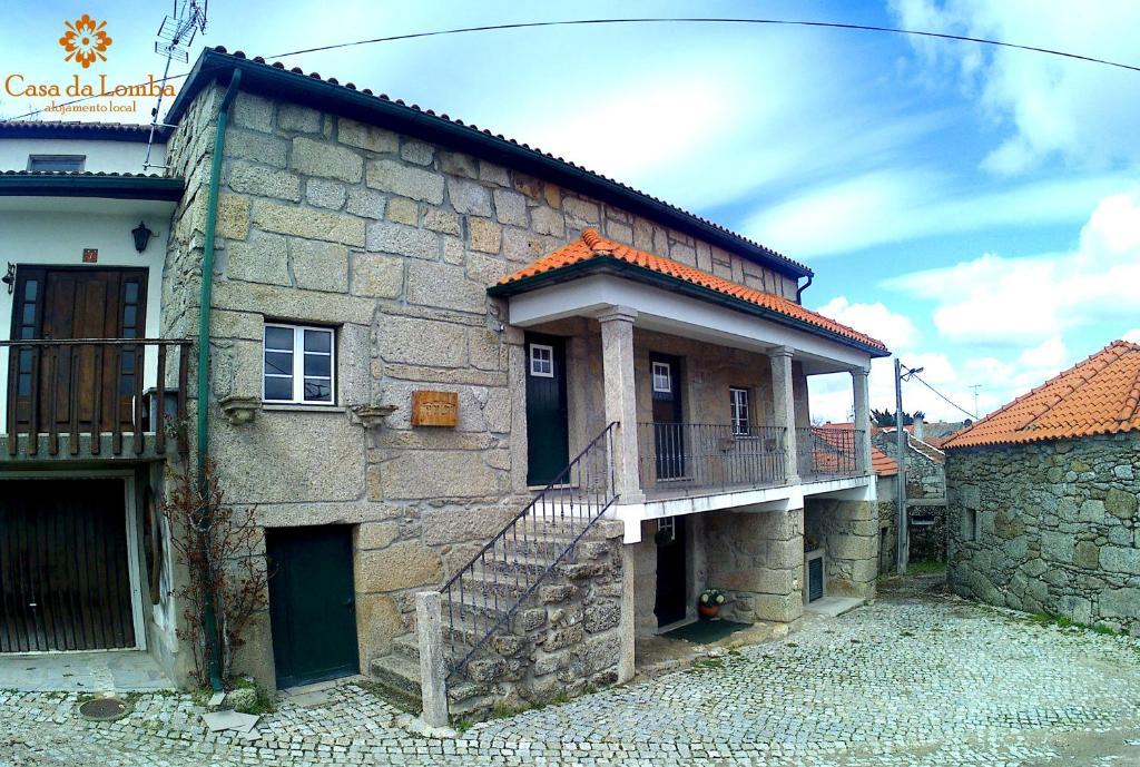 Vacation Home Casa da Lomba, Portugal - Booking.com