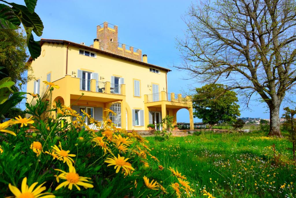 Natural Relax Cecchina.Bed And Breakfast Casale Del Gelso Genzano Di Roma Italy
