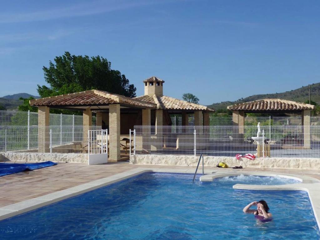 Casas Rurales de Vicorto (España Elche de la Sierra ...