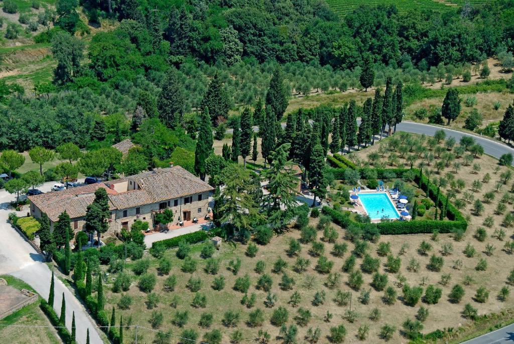 Casa de campo Il Casale Del Cotone (Italia San Gimignano ...