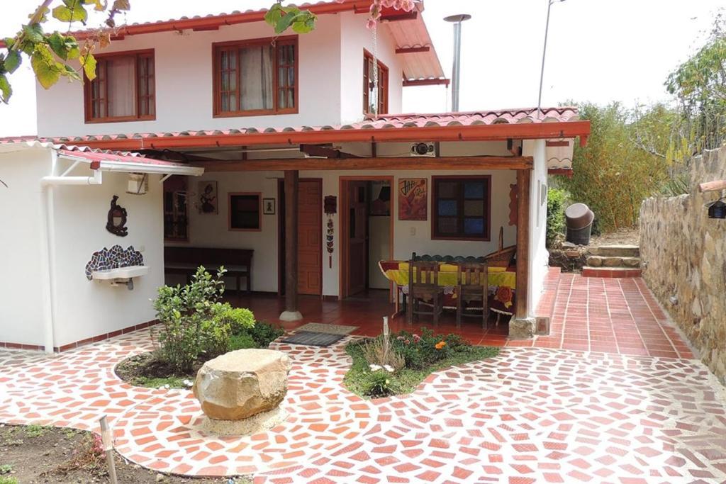 Casa de campo El Porvenir (Colombia Choachí) - Booking.com