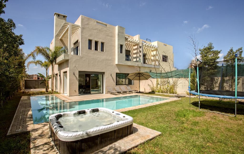 Villa de Luxe avec Piscine Privee (Maroc Marrakech ...