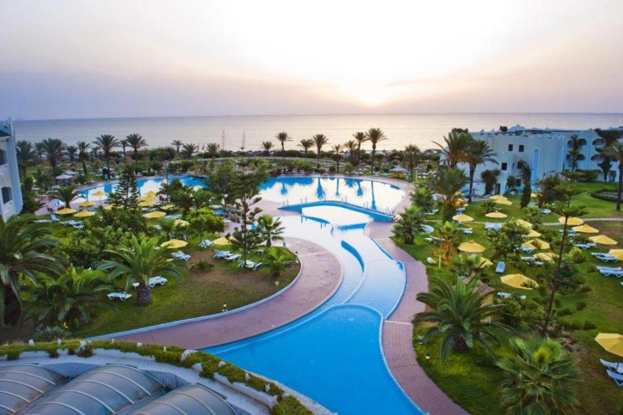 A view of the pool at Luxury suite in 4* hotel or nearby
